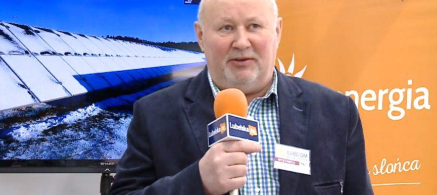 Wywiad z prezesem spółki Eco-energia na targach LUBDOM 2019 [wideo]